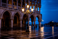 The Lights of Saint Mark's Square