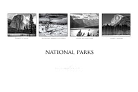 16x24 National Parks